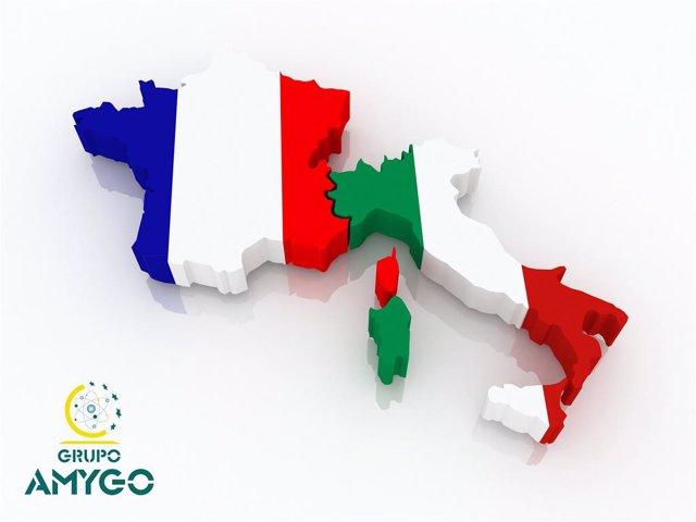 Grupo Amygo - Mudanzas Internacionales Europa.