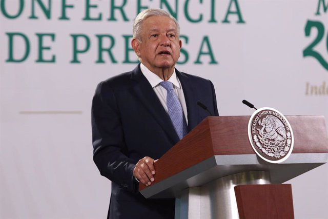 Andrés Manuel Lopez Obrador, presidente de México.