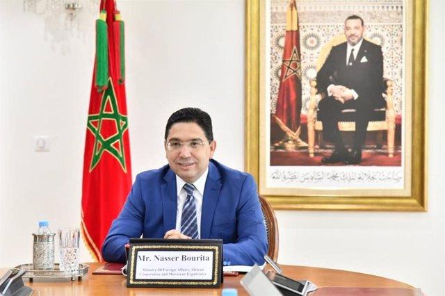 Naser Bourita, ministro de Exteriores de Marruecos