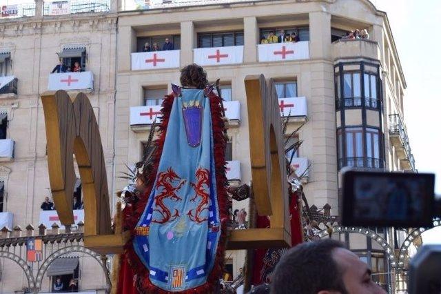 Archivo - Arxive -  festa dels Moros i Cristians d'Alcoi (Alacant)