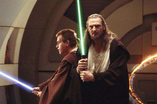 Liam Neeson revela si Qui-Gon Jinn estará en la serie de Obi-Wan Kenobi