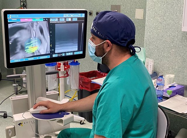 Biopsia de próstata por fusión real de imágenes PET-RM-PSMA.