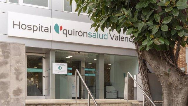 Archivo - Hospital Quirónsalud Valencia