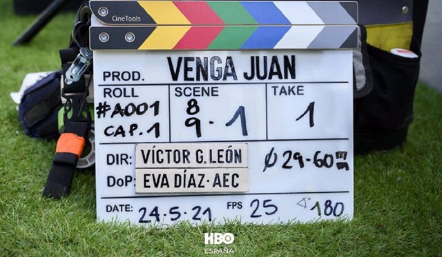 Javier Cámara vuelve como Juan Casco y ya rueda Venga Juan para HBO Max