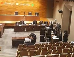 Juicio en la Audiencia de Castellón