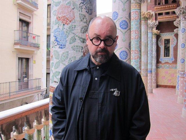 Archivo - Arxiu - Carlos Ruiz Zafón.