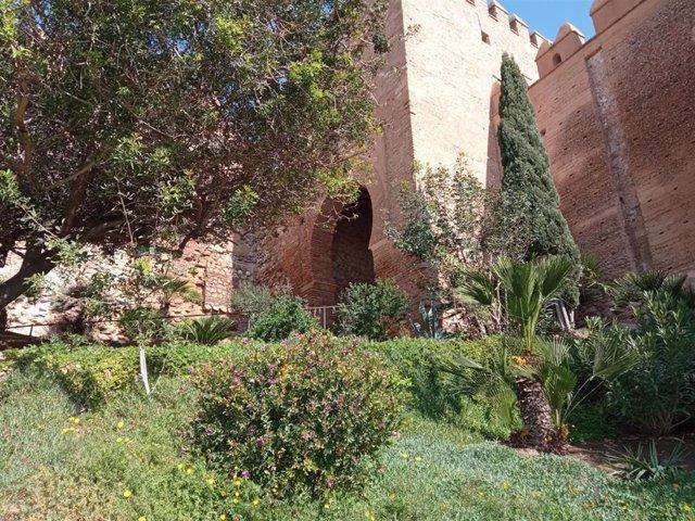 Archivo - Acceso a La Alcazaba de Almería