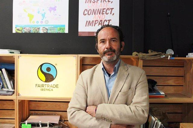 Archivo - Álvaro Goicoechea , director de Fairtrade Ibérica