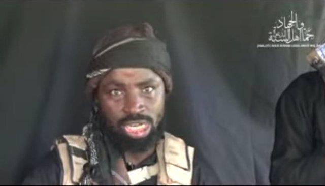 Archivo - El supuesto líder de Boko Haram, Abubakar Shekau