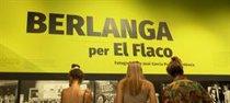 """Exposición fotográfica descubre al Berlanga """"más entrañable"""""""
