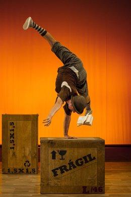 Archivo - Culturama, Circo, artista, actuación