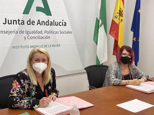 IAM y FAMP firman un convenio para hacer acciones formativas dirigidas al personal técnico de las entidades locales.