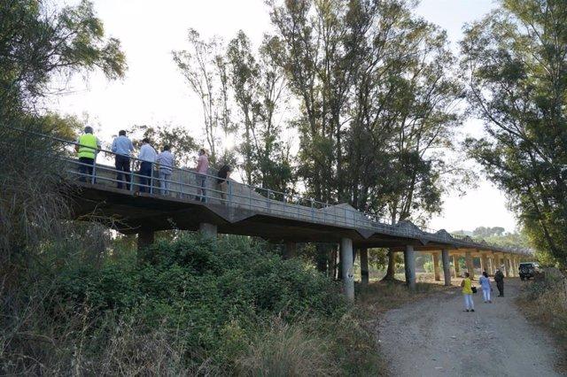 Visitas obra río Pereilas