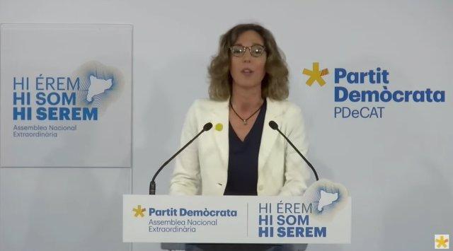 Àngels Chacón dirigirà el PDeCAT
