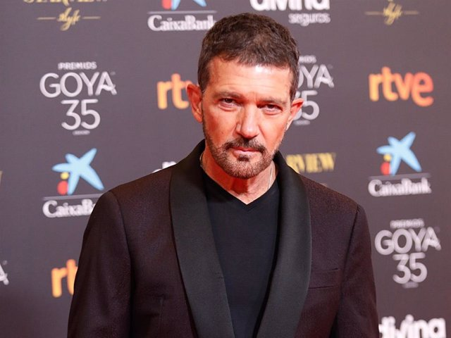 Archivo - Antonio Banderas en los Premios Goya