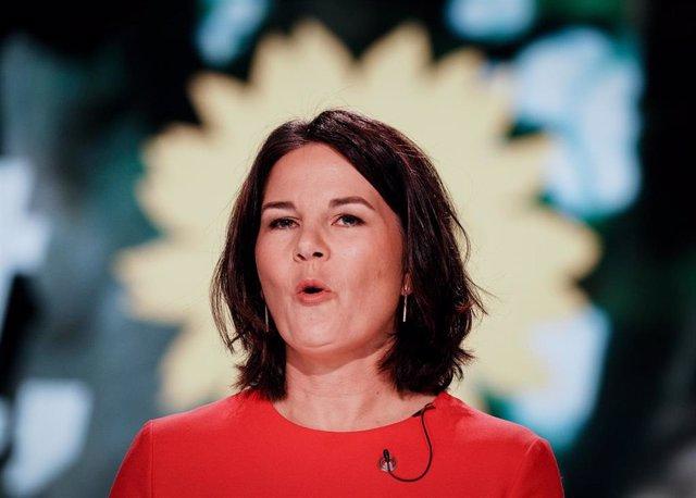 Annalena Baerbock, candidata de Los Verdes a la Cancillería alemana