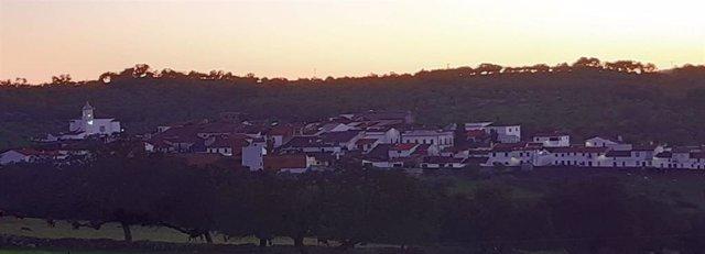 Archivo - Vista de Cumbres de Enmedio (Huelva).