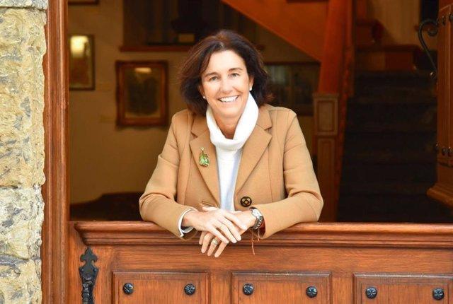 Archivo - Cecilia Alvargonzález Figaredo, subdirectora de la Fundación Alvargonzález.
