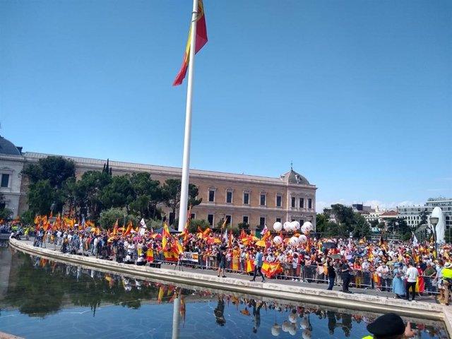 Madrid, 13 de juny de 2021.