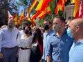 """Abascal pide unidad """"por encima de siglas políticas"""": """"Volvemos a Colón sin miedo y sin vergüenza a ningún tipo de foto"""""""
