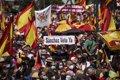 La Policía Municipal eleva a 126.000 los asistentes a la concentración, frente a los 25.000 de Policía Nacional
