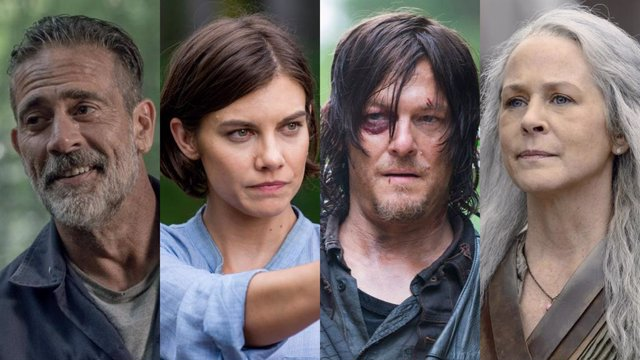 The Walking Dead pone fecha de estreno a los especiales de Negan, Maggie, Daryl y Carol antes de la temporada 11