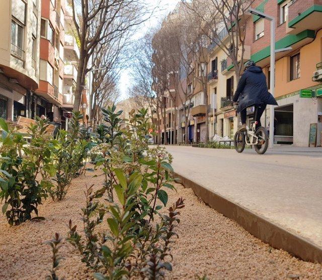 Archivo - Arxivo - Un tram del carrer Gran de Sant Andreu