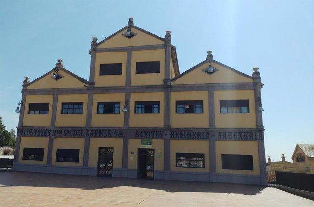 Colonia industrial de El Carmen.