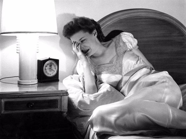 Archivo - El estrés afecta de múltiples maneras a nuestro organismo, incluso provocando insomnio