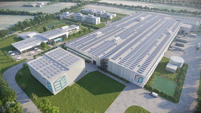 Enapter Develops AEM Electrolyser Mass-Production System