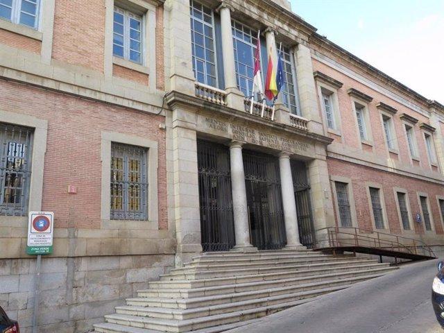 Archivo - Consejería de Hacienda y Administraciones Públicas en Toledo.