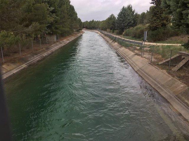 Archivo - Agua del trasvase