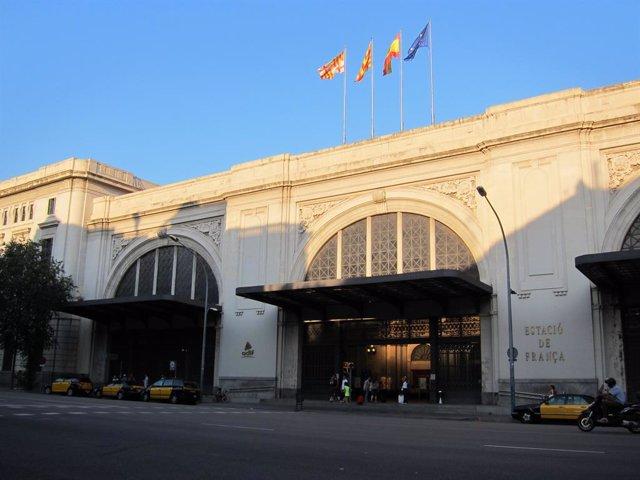 Archivo - Arxiu - Estació de França de Barcelona.
