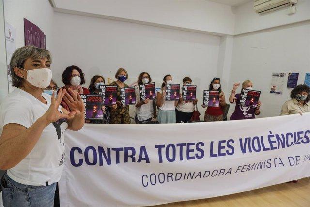 La Coordinadora Feminista crida a manifestar-se el 22 de juny a València
