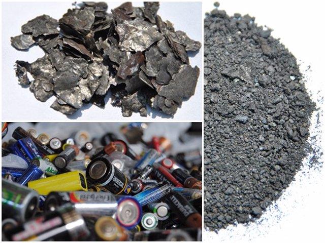 ERP recuperó más de 2.000 toneladas de materiales de las 2.500 toneladas de residuos recogidos, como pilas y baterías, en 2020 en España.