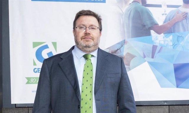 Manuel Barreiro, presidente de GETECCU