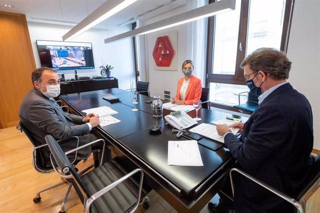 Reunión del comité clínico
