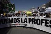 Foto: La CESM desconvoca los actos de protesta contra la adjudicación de plazas MIR para centrarse en la vía judicial