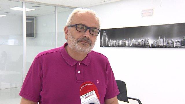 El portavoz de 'Noche Madrid', Vicente Pizcueta
