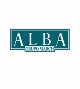 Archivo - Logo de Corporación Financiera Alba, del grupo March