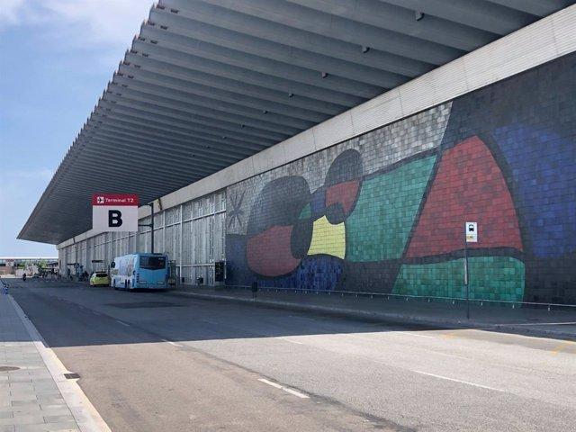 Terminal T2 de l'Aeroport de Barcelona-El Prat