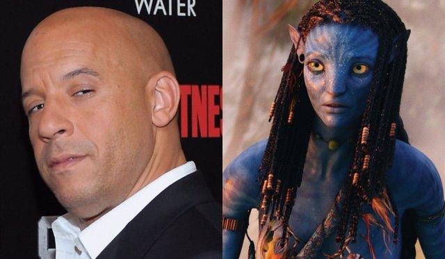"""Vin Diesel confirma su fichaje por la saga Avatar: """"No he rodado nada todavía"""""""