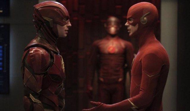 La película de The Flash tendrá dos Batman y dos Flash