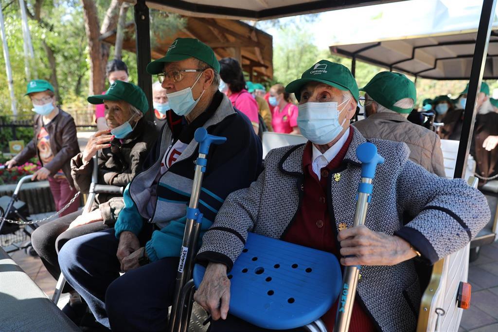 Amnistía Internacional pide proteger a los mayores en residencias:  Que no sean abandonados a su suerte nunca más