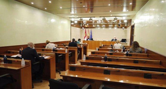 Comisión en las Cortes de los Fondos Feder