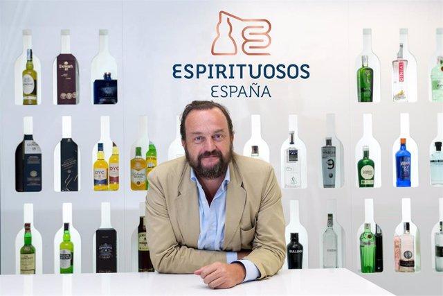 Archivo - Bosco Torremocha, director de Espirituosos España