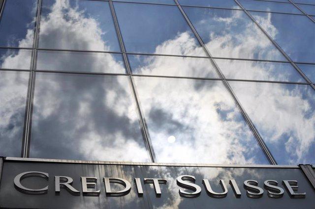 Archivo - Sede de Credit Suisse.