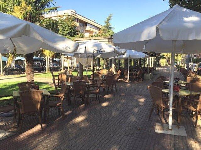 Cáceres mantendrá las autorizaciones de ampliación de terrazas de hostelería hasta fin de año