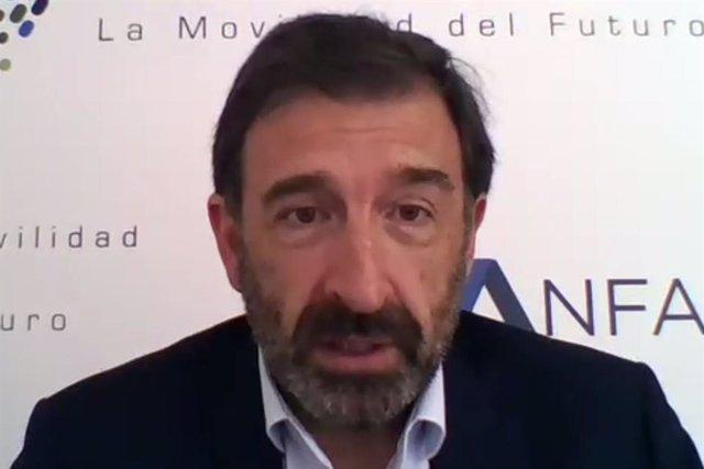 El director general de la Asociación Española de Fabricantes de Automóviles y Camiones (Anfac), José López-Tafall.