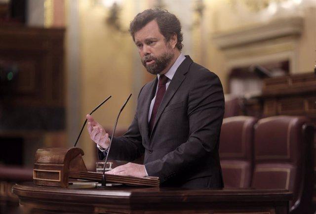 Arxiu - Iván Espinosa de los Monteros.